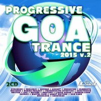 Compilation: Progressive Goa Trance 2015 Vol 2 (2CDs)