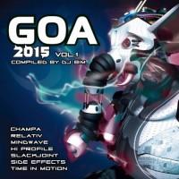 Compilation: Goa 2015 - Volume 1 (2CDs)