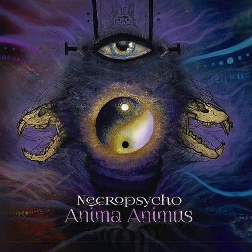 Necropsycho - Anima Animus (2CDs)