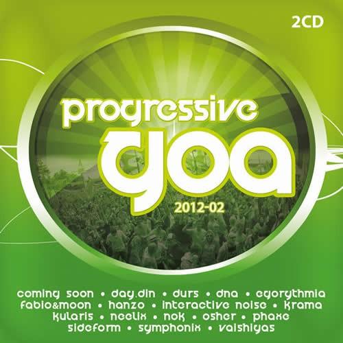 Compilation: Progressive Goa 2012 Vol 2 (2CD)