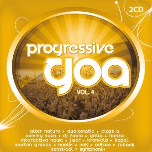 Compilation: Progressive Goa Vol 4 (2CDs)