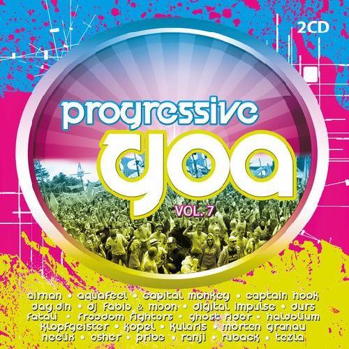 Compilation: Progressive Goa Vol 7 (2CDs)