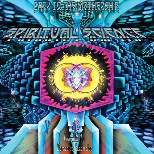 Compilation: Spiritual Science 2 (Back To The Mothership) (2CDs)