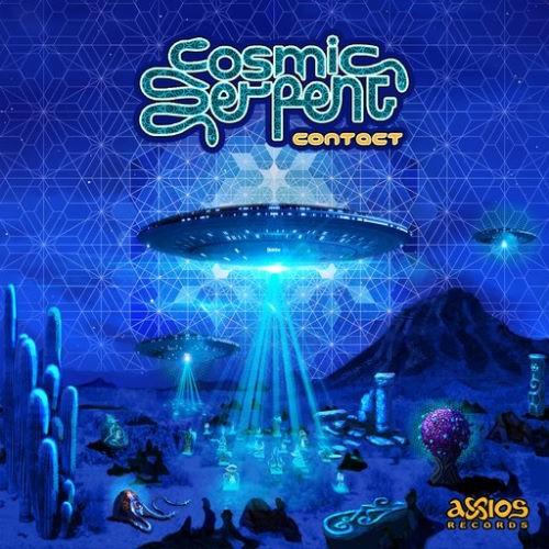 Cosmic Serpent - Contact