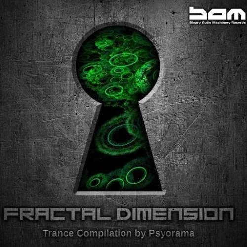 Compilation: Fractal Dimension by Psyorama