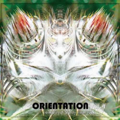 Compilation: Orientation Volume 4 - Compiled by DJ Nemesis