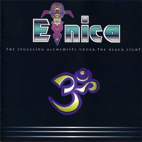 Etnica - The Juggeling Alchemist Under The Black Light (3CDs)
