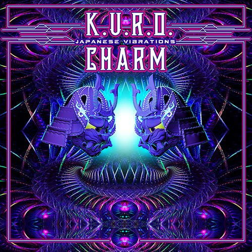 K.U.R.O. and Charm - Japanese Vibrations (3CDs)