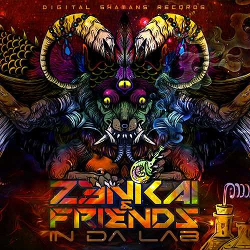 Z3nkai - Z3nkai and Friends In Da Lab