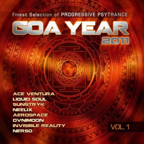 Compilation: Goa Year 2011 - Volume 1 (2CDs)
