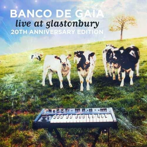 Banco De Gaia - Live at Glastonbury 20th Anniversary Edition (2CDs)