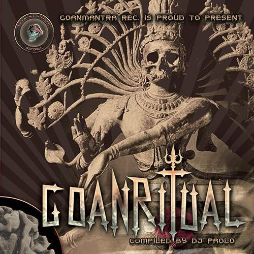 Compilation: Goanritual - Compiled by Dj Paolo