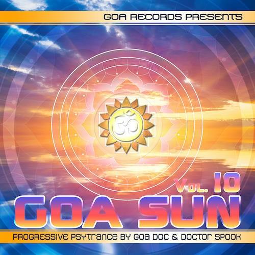 Compilation: Goa Sun V.10 (2CDs)