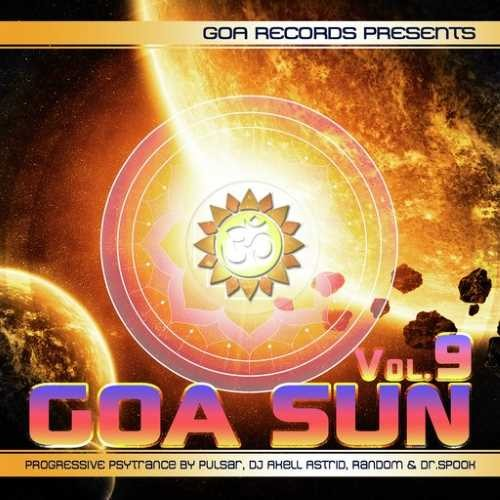 Compilation: Goa Sun Vol 9 (2CDs)