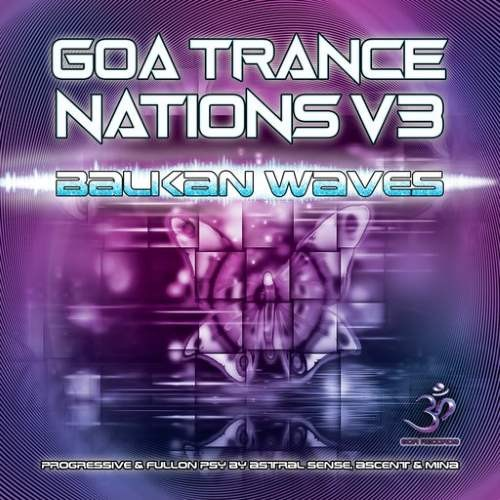 Compilation: Goa Trance Nations Vol.3 (2CDs)