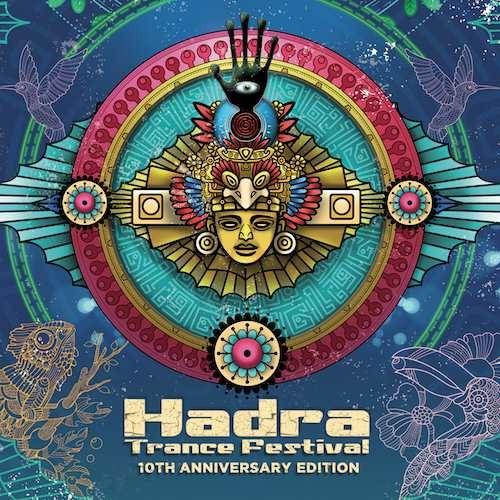 Compilation: Hadra Trance Festival 10th Anniversary Edition (2CDs)