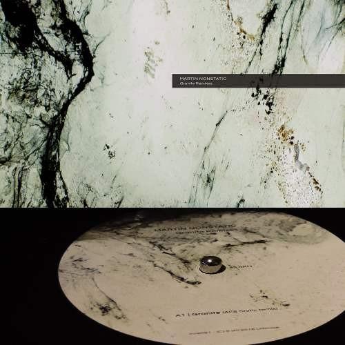 Martin Nonstatic - Granite Remixes (Vinyl EP)