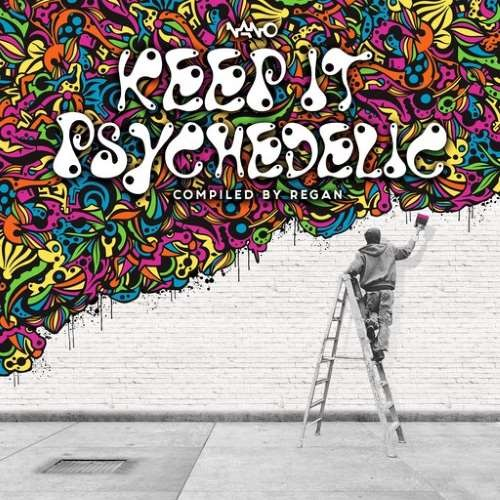 Compilation: Keep It Psychedelic (2CDs)