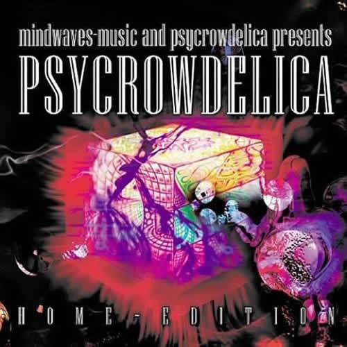 Compilation: Psycrowdelica Festival 2008 (2CDs)