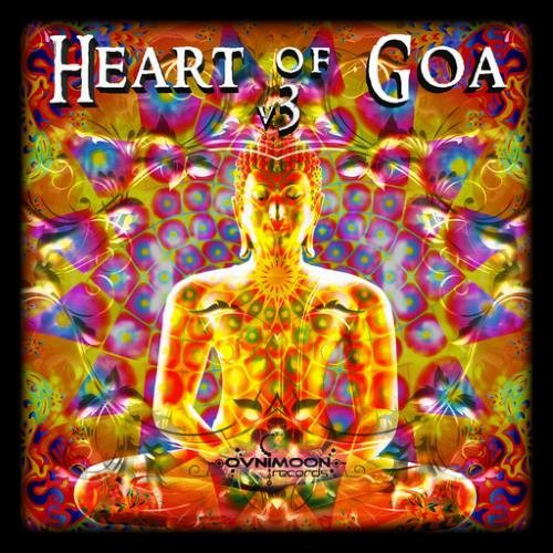 Compilation: Heart Of Goa Vol 3 (2CDs)