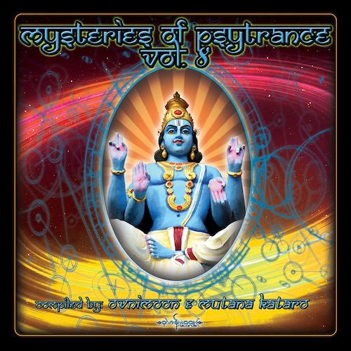 Compilation: Mysteries of Psytrance V.8 (2CDs)