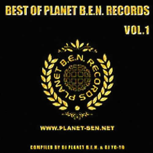 Compilation: Best Of Planet B.E.N.Records Vol.1