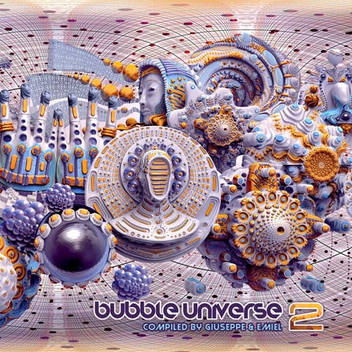 Compilation: Bubble Universe Vol. 2 - Compiled by Giuseppe and Emiel