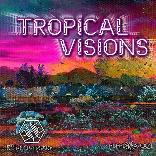 Compilation: Tropical Visions (2CDs)