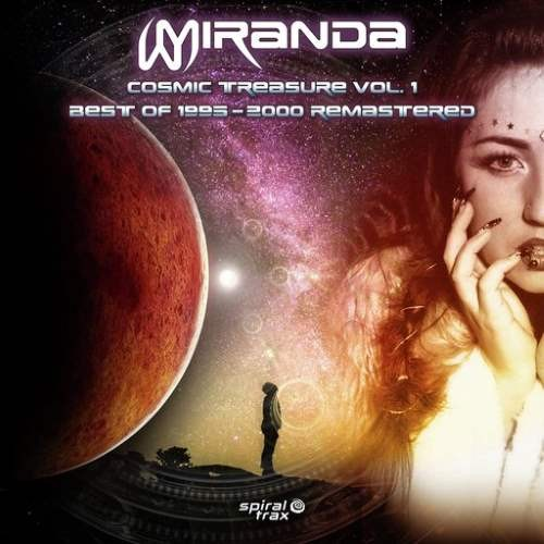 Miranda - Cosmic Treasure Vol.1 Best Of 1995-2000 Remastered
