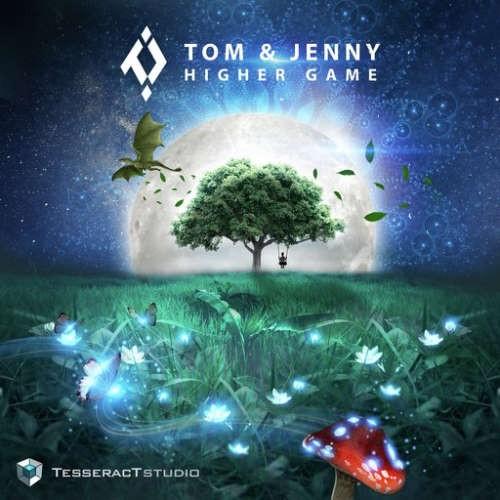 Tom and Jenny - Higher Game (Cardboard Sleeve)