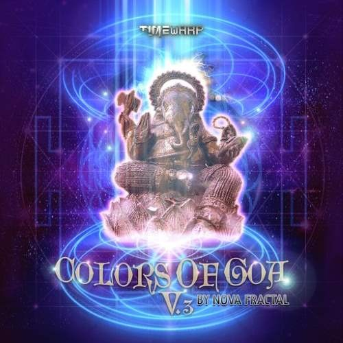 Compilation: Colors Of Goa Vol.3 (2CDs)