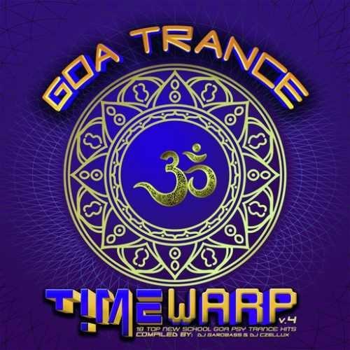 Compilation: Goa Trance Timewarp Vol.4 (2CDs)