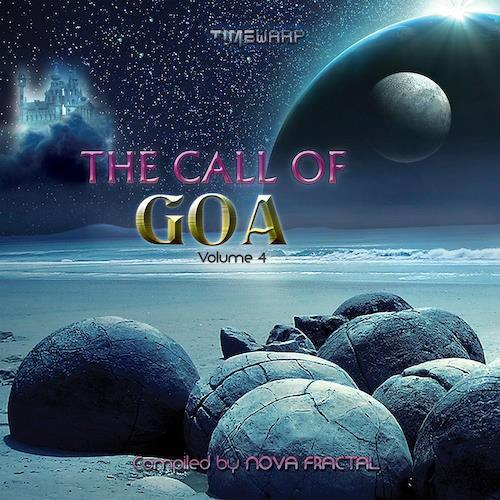 Compilation: The Call Of Goa V.4 - by Nova Fractal (2CDs)