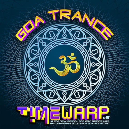 Compilation: Goa Trance Timewarp V.5 (2CDs)