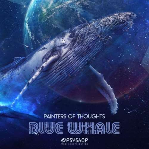 Painters Of Thoughts - Blue Whale