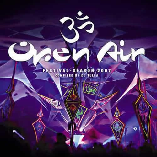 Compilation: Open Air Vol. 5 (2CDs)