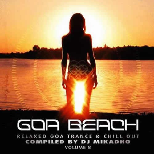 Compilation: Goa Beach Volume 8 (2CDs)