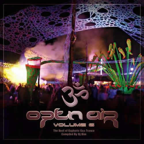 Compilation: Open Air Vol.6 (2CDs)