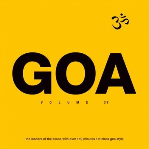 Compilation: Goa - Volume 37 (2CDs)