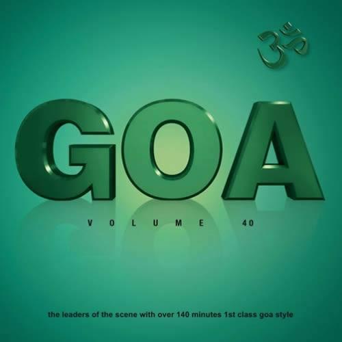 Compilation: Goa - Volume 40 (2CDs)