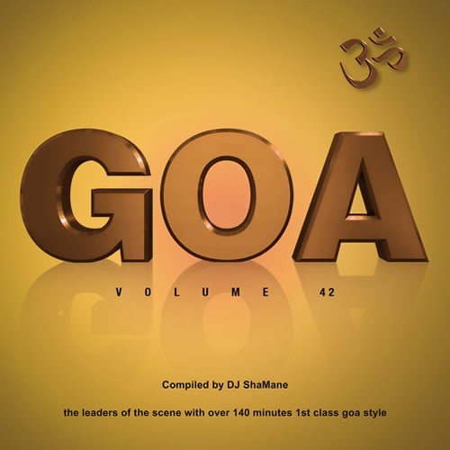 Compilation: Goa - Volume 42 (2CDs)