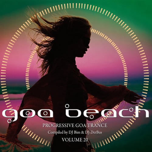 Compilation: Goa Beach - Volume 20 (2CDs)