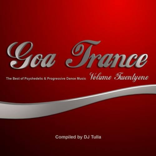 Compilation: Goa Trance - Volume 21 (2CDs)
