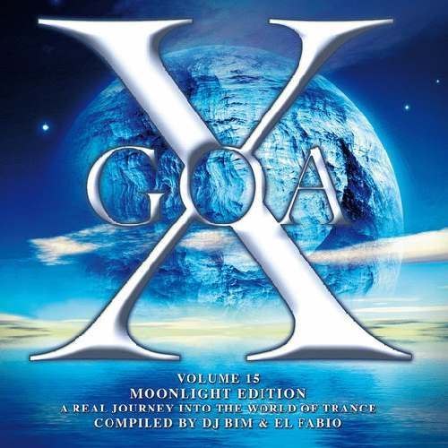 Compilation: Goa X - Volume 15 (2CDs)