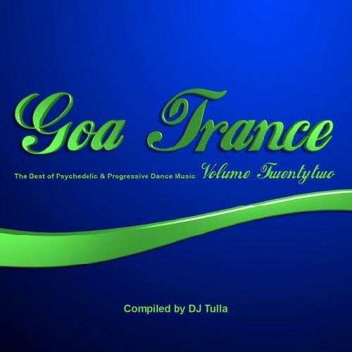 Compilation: Goa Trance - Volume 22 (2CD)