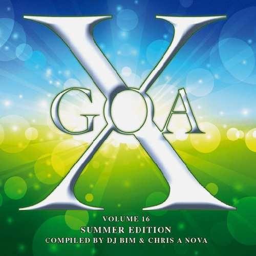 Compilation: Goa X - Volume 16 (2CD)