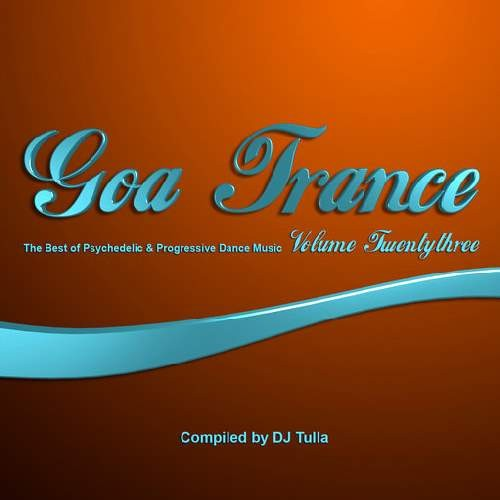 Compilation: Goa Trance - Volume 23 (2CDs)