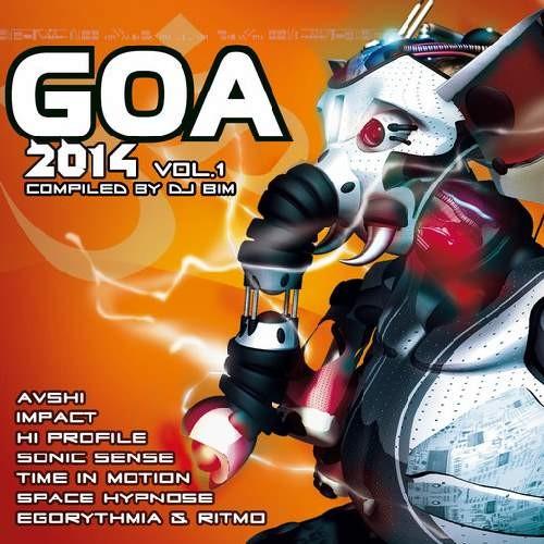 Compilation: Goa 2014 - Volume 1 (2CDs)