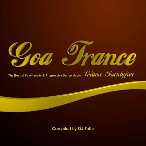 Compilation: Goa Trance - Volume 25 (2CDs)