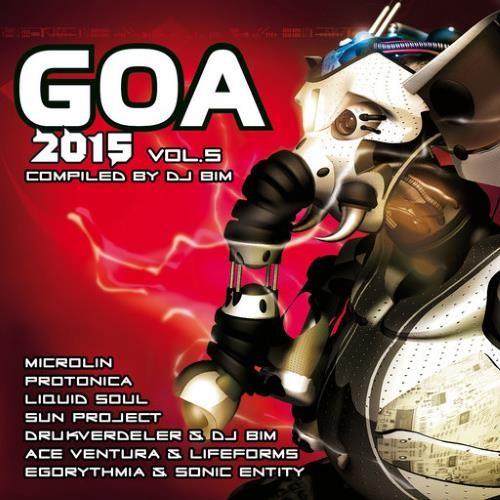 Compilation: Goa 2015 - Volume 5 (2CDs)